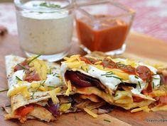 Giveaway + reteta noua ❤ Lipii sau tortillas cu pui, legume si branza - la gratar. Quesadillas cu pui. #savoriurbane #concurs  ____❤❤❤____ Detalii la linkul de pe profilul meu @oanaigretiu  ____❤❤❤____ #chickenquesadillas #chickentortilla #meltedcheese #grilled #cascaval #puilagrill #legumelagrill #retetasimpla #lagratar #praz #ciuperci #ardeicopti #ceapa #sosbbq #sosranch