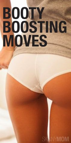 Get a tighter booty with this workout.