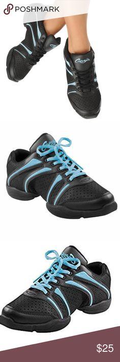 a7947fcd031 NIB Capezio 💙 Bolt Dansneaker Hip Hop Jazz Dance Dance Sneakers