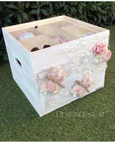 Plexus Products, Christening, Fairytale, Dyi, Cube, Decoupage, Decorative Boxes, Babies, Gifts