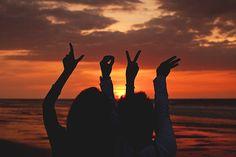 Savoring the Sunset