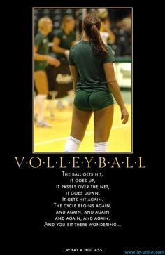 Voleyball game