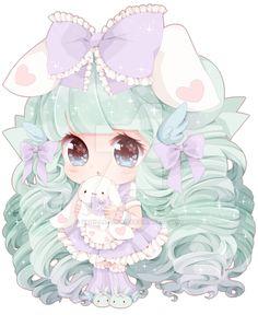 Sweet Cutesu (Speedpaint) by Vanilla-Cherie on DeviantArt