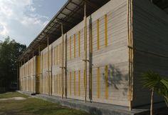 Galería - Centro Comunitario Pani / SchilderScholte architects - 19