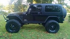 2005 Jeep wrangler Unlimited Rubicon LJ | Clayton Offroad