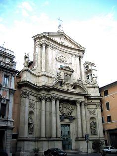 San Marcello al Corso - Chiese di Roma