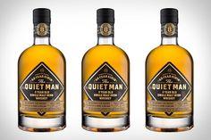 The Quiet Man Irish Whiskey