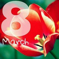 Девушки и женщины, с Праздником Вас! Всех всех Вам благ!!! #восьмоемарта #8march #artdjartem