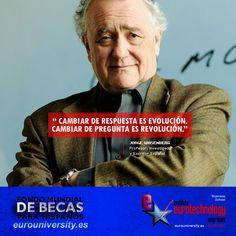 Frases de Negocios. Jorge Wasenberg. Cortesía: Fondo Mundial de Becas Maestrias Online | http://eurouniversity.es