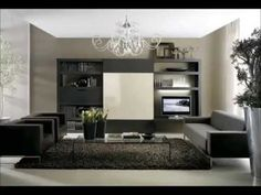 Modele de livinguri - Models of living rooms