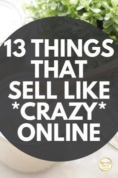Diy Projects To Make And Sell, Easy Crafts To Sell, Money Making Crafts, Earn Extra Money Online, Earn Money From Home, Make More Money, Selling Online, Sell Things Online, Things To Sell