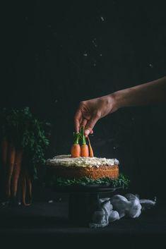 Mrkvový koláč Carrot Cake, Food Inspiration, Tea Time, Carrots, Food And Drink, Cakes, Fitness, High Tea, Carrot Cakes