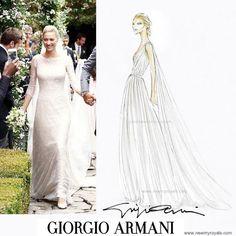 GIORGIO ARMANI Wedding Dress