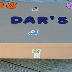 My best project yet! This portable desk has kept my homeschool students organized.