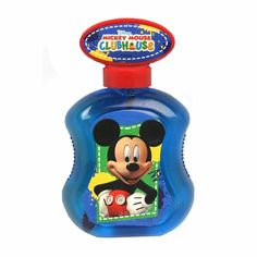 Mickey Mouse Clubhouse 5 Ounce Bubble Bottles