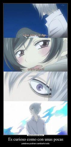 carteles raptorhunters nigatsu harukaze anime kamisama kiss tomoe nanami amor declaracion enamorados desmotivaciones