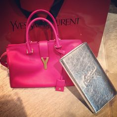 Yves Saint Laurent on Pinterest | Fashion designers, Clutches and ...