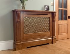 mayfair furniture company | Mayfair Radiator Cabinet - Bespoke Radiator Cover