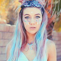 Jessie Paege Coachella look