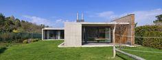 Stavba rodinného domu v Mníšku pod Brdy - Ian Bryan Architects