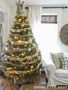 ~rooms FOR rent~: Woodland Glam Christmas Tour {2014}