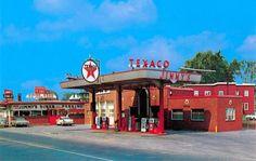 Jimmy's Texaco Station