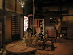 https://flic.kr/p/7xnQHe | 612 Henry Kupjack - Japanese Farm Kitchen, ca. 1700