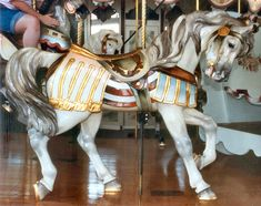 1920 PTC #50 Carousel at Carousel Park Hampton, VA