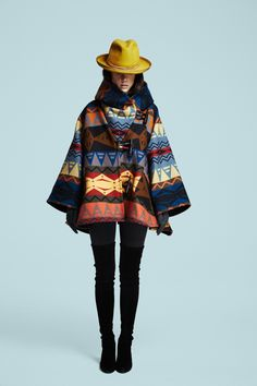 Lindsey Thornburg Ceremonial Stripe Trench Cloak - Google Search