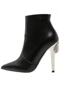 6de77c3c27d9 Versus Versace - High Heel Stiefelette - nero  stiefelette  highheels  nero   versusVersace