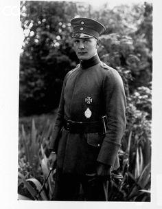 Hermann Goering stands in a map room, during World War I. Hermann Wilhelm Göring…