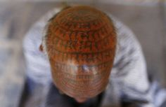 Photos: Decade-old tattoos tell of devotion, caste and defiance in India - Times of India