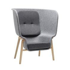Pod chair by Devorm