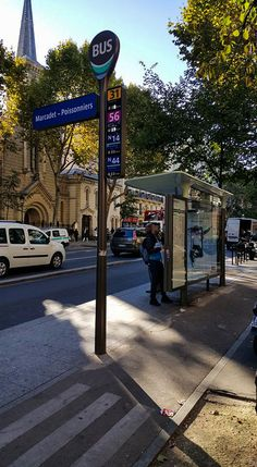 PARIS RAPT Bus stop and passenger shelter modular signage system, internally illuminated finished in a Bronze effect PPC. Shelter designed and built in association with JCDecaux, with GRP Roof. Wayfinding Signage, Signage Design, Bus Stop Design, Transport Public, Lanscape Design, Shelter Design, Sign System, Bus Route, Environmental Graphic Design