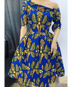 Ankara Pencil Gowns Styles: Dresses for Occasion 2019 - DeZango Short African Dresses, Ankara Short Gown Styles, Ankara Gowns, African Print Dresses, African Fashion Ankara, Latest African Fashion Dresses, African Print Fashion, Africa Fashion, African Attire
