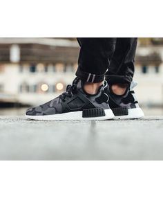 save off bb731 ef74a Adidas NMD XR1 Black Duck Camouflage Shoes Skor Sneakers, Herrskor, Adidas  Originals, Herrstil