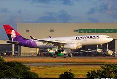 Hawaiian Air N390HA Airbus A330-243 aircraft picture