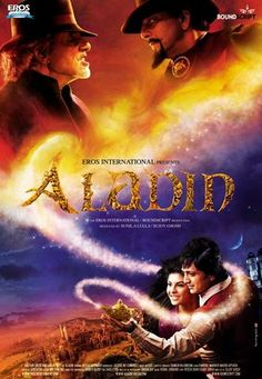 Aladin Bollywood movie - great music!
