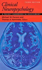 Cover of Clinical Neuropsychology, Third Edition (medium)