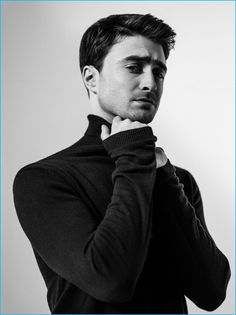Chantal Drywa outfits Daniel Radcliffe in Topman for L'Officiel Hommes Netherlands.