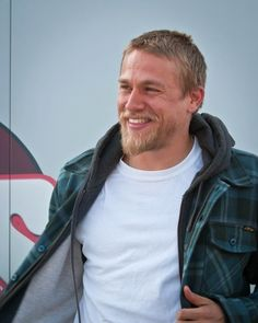 Charlie Hunnam to play Christian Grey in 50 Shades!  I have mixed feelings about this. Yes, his popularity is sure to rise but will it be a good move for him?