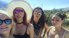 Rosecarpet, Lola dubini, sandrea, perfect honesty, clara marz Coachella