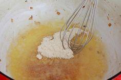 Hungarian Mushroom Pasta prep 5