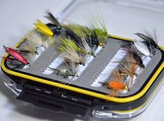 Awesome 10 Best Fishing Flies - Top Reviews