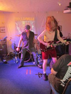 Hells Bells @ The Bebside Inn www.itsthebebby.co.uk Twitter@itsthebebby