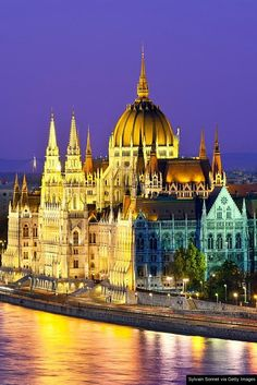 Budapest is one of the 20 European cities you should visit in your twenties