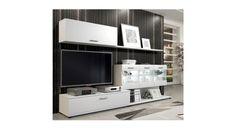 Murat a megfizethető modern nappali bútor fehér színben - Nappali Szekrénysorok -  Jószőnyeg.hu - Szőnyegeinkkel a lakásában, otthon lesz! Flat Screen, Blood Plasma, Flatscreen, Dish Display