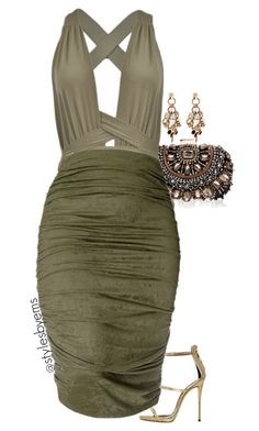"""Untitled #452"" by emsdash ❤ liked on Polyvore featuring Lipsy and Giuseppe Zanotti"