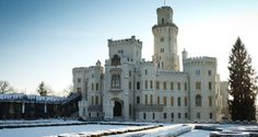Schloss Frauenberg Notre Dame, Mansions, House Styles, Building, Travel, Home, Decor, Castles, Woodland Forest