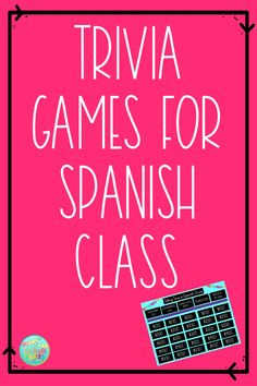 Super fun, no prep Jeopardy-style trivia games for Spanish class that are a hit with students! Students will be engaged as they work in teams to answer questions in a variety of categories. Makes for a great review!  #spanishclass #spanishgame #teachingspanish #learningspanish #spanishreview #spanishactivity  (@laprofeplotts)